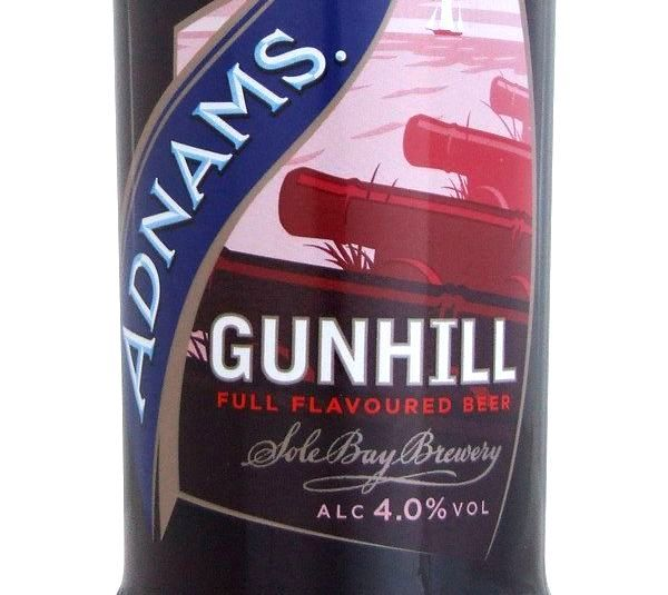 Adnams Gunhill 500ml Beer in New Zealand - http://www.mexicanbeer.co.nz/beer-from-mexico-in-nz/adnams-gunhill-500ml-beer-in-new-zealand/ #Mexican #beer #NewZealand