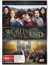 World Without End Miniseries DVDs