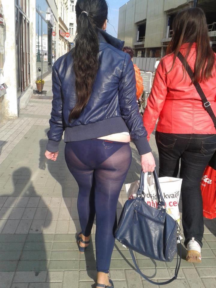 ¿Quién dijo que las gordas no pueden usar leggins? | SDP Noticias