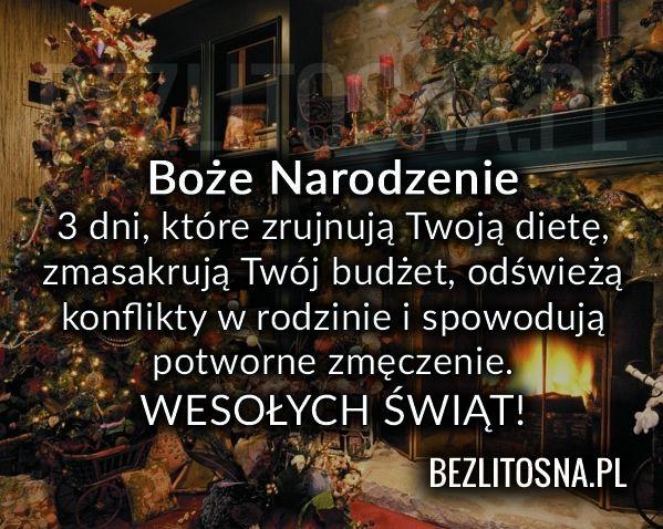 Boże Narodzenie - 3 dni które zrujnują...