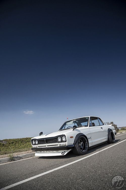 Nissan Skyline: