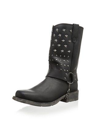 42% OFF Dingo Women's Star Lite Western Boot (Black Oiled)