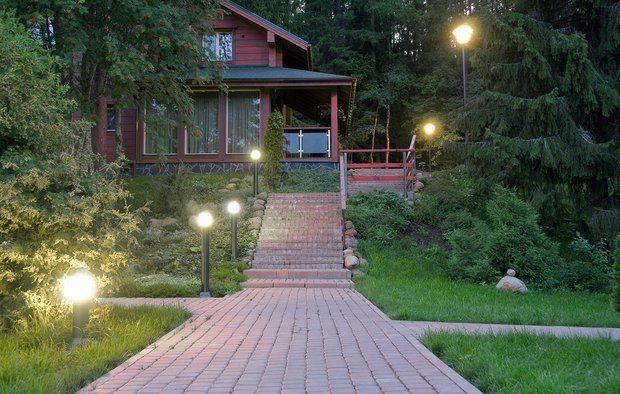 Sådan vælger du de rigtige lamper til udendørs brug
