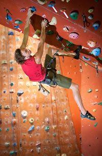 Cityrock climbing