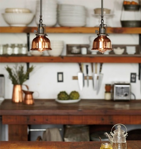 Best 20 Copper Pendant Lights Ideas On Pinterest Copper Lighting Kitchen And Dining