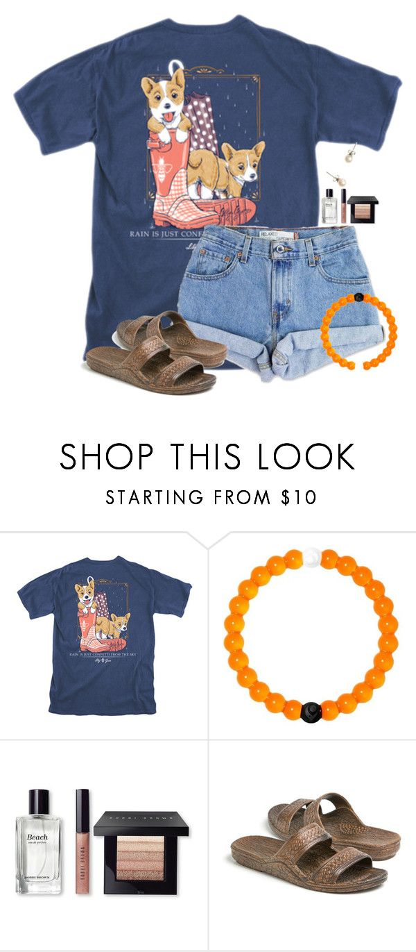 """Successful Garage Sale Today!!!"" by flroasburn ❤ liked on Polyvore featuring Levi's, Lokai, Bobbi Brown Cosmetics and J.Crew"