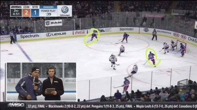 SNL sketch: Chance the Rapper as a clueless hockey reporter
