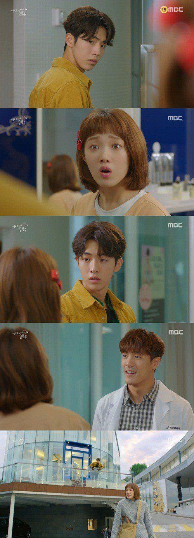 "[Spoiler] ""Weightlifting Fairy Kim Bok-joo"" Nam Joo-hyeok finds out Lee Seong-kyeong likes Lee Jae-yoon-I"