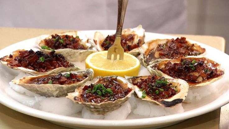 WATCH: How To Make Oysters Kilpatrick If you like oysters, you won't be able to stop eating these.