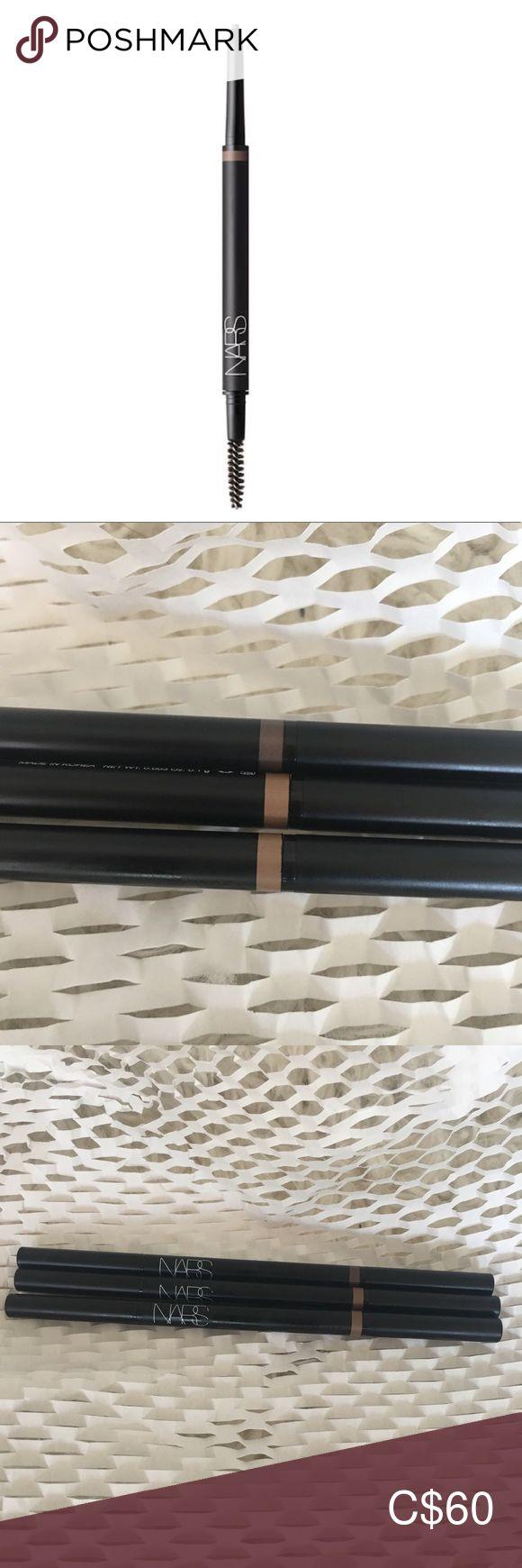 3 Nars Brow Perfector Eyebrow Pencils Unused set o…