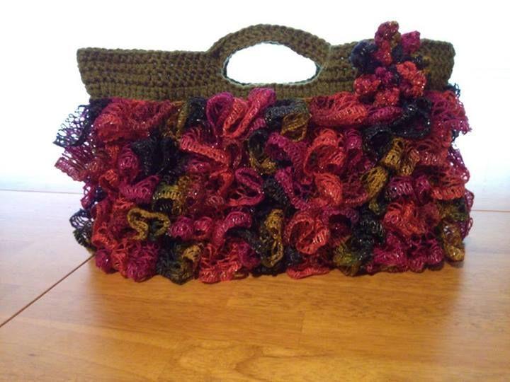 Mejores 159 imágenes de Ruffled items bsides scarves en Pinterest ...