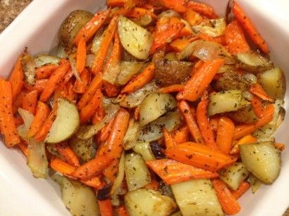 Roasted Carrots, Potatoes & Onions | Tasty Kitchen: A Happy Recipe Community!