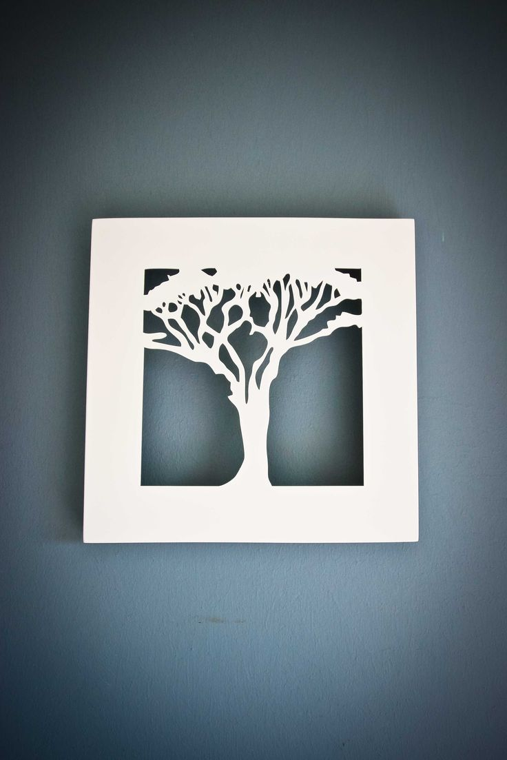 The Acacia Tree Décor Block offers you a modern and easy way to beautify your home. Shop @ www.wave2africa.com