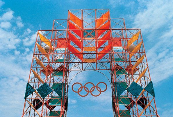 It's Nice That : Graphic Design: Plan to celebrate Deborah Sussman's 84 Olympic work at new show