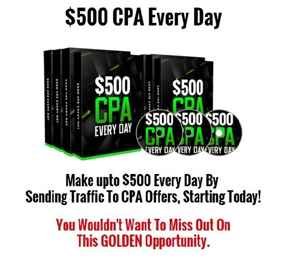 (Case Study) How he makes $500 per day (Case Study) Untapped Traffic Goldmine (Case Study) NEW Traffic Source (Case Study) Traffic Goldmine makes $500 per day This case study reveals how this ex paperboy is making $500 per day from a new untapped traffic source. Read the case study here: LINK https://www.facebook.com/500-cpa-1056186494463929/ Let me know what you think