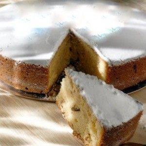 Βασιλόπιτα - κέικ