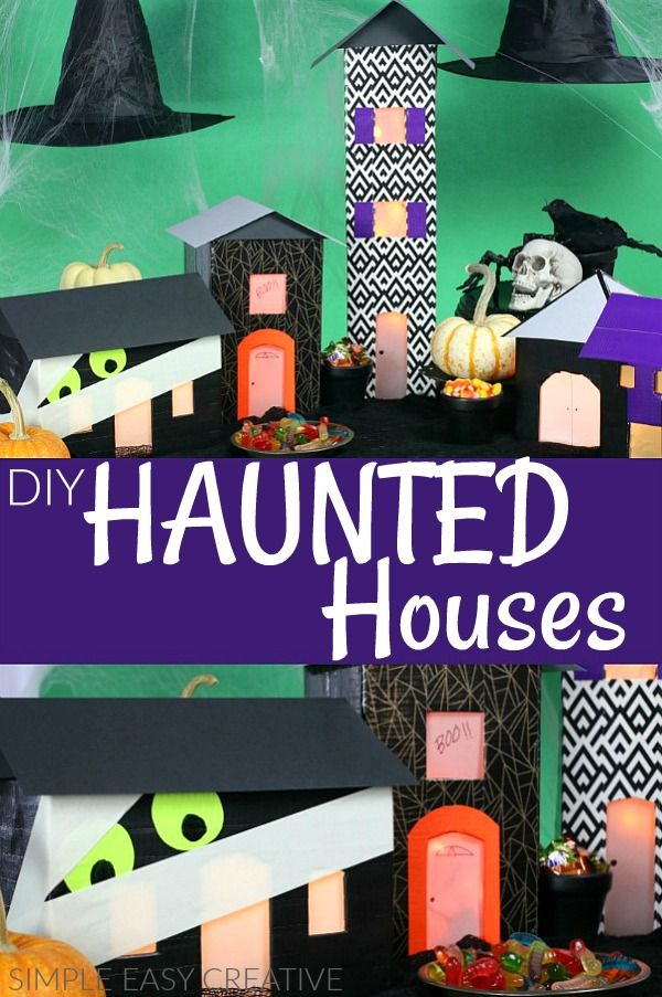 Diy Haunted Houses These Diy Halloween Haunted House Ideas Are