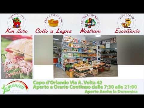(1) Frutta e Verdura La Monica - YouTube
