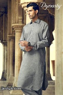 Dynasty Stylish Mens Kurta Dresses Collection 2013