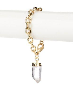 70% OFF Privileged Crystal Quartz Chain Bracelet