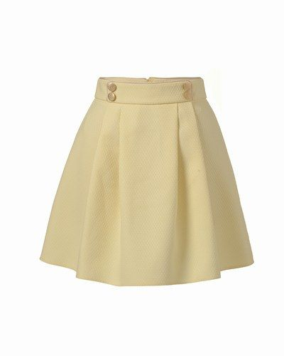 Faldas para el verano 2012