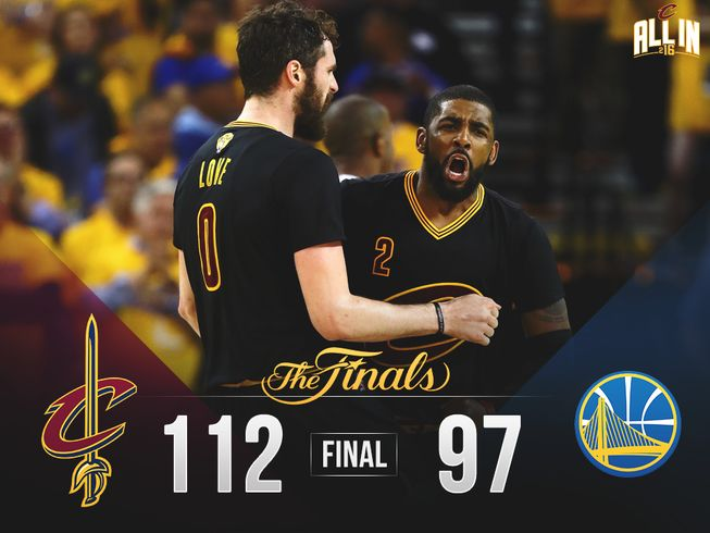 NBA Finals Game 5 Highlights: Cleveland Cavaliers Stay Alive, Irving, James Score 40 Apiece - http://www.hofmag.com/nba-finals-game-5-highlights-cleveland-cavaliers-stay-alive-extend-series-game-6/159006