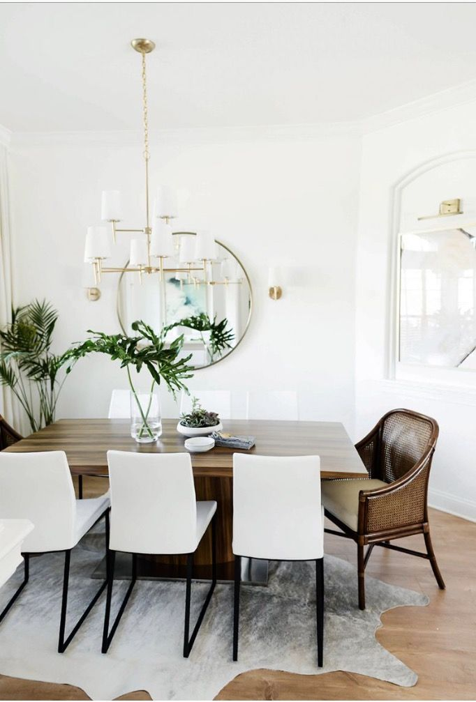 4 Steps To Create A Minimalist Dining Room Interior Design
