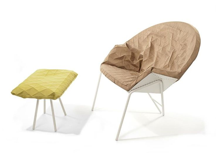 Poli Chair By Mikabarr And PRODUCKS