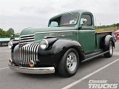 1946 Chevy Pickup Truck Models - Bing Images
