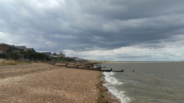 Heavy clouds Whitstable