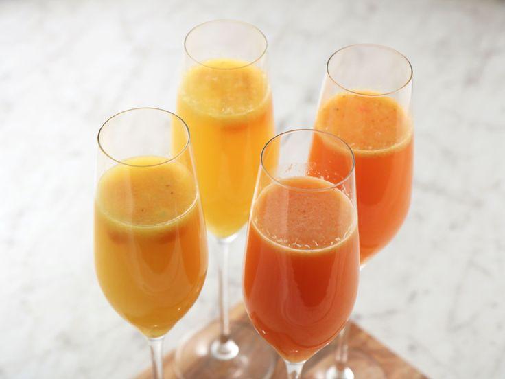 Mimosa med apelsin och blodapelsin | Recept från Köket.se
