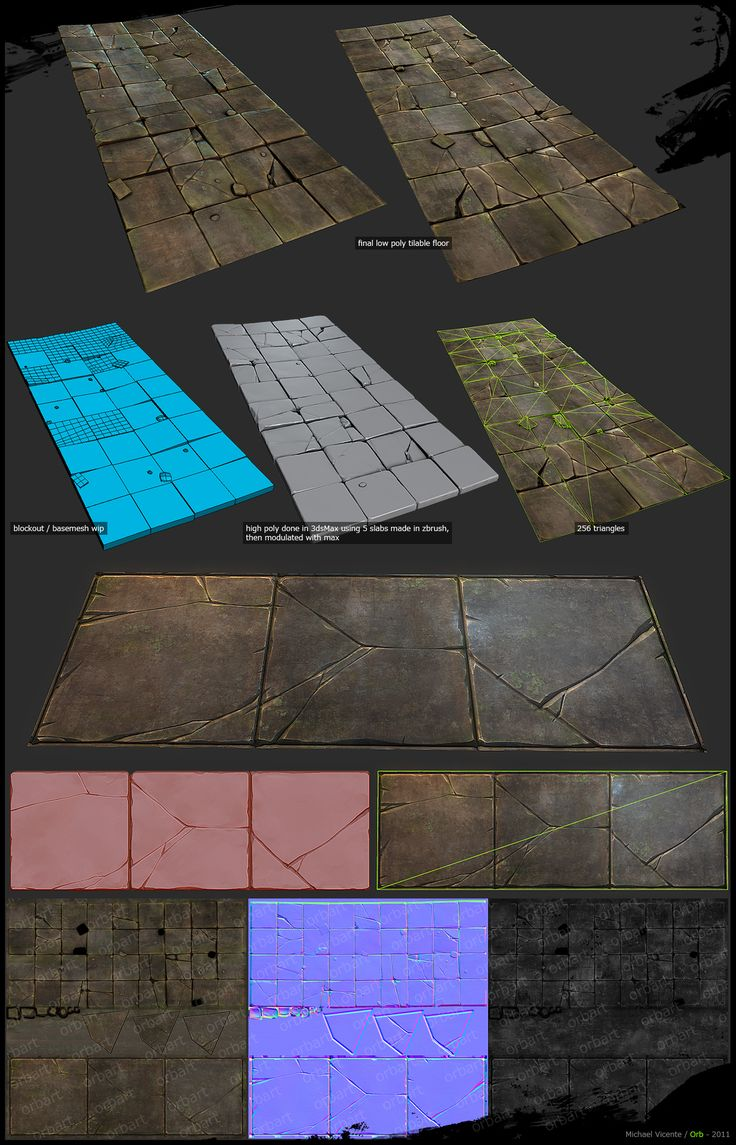 Unfinished brick wall texture for creating environment texture maps - Door Texture Orb