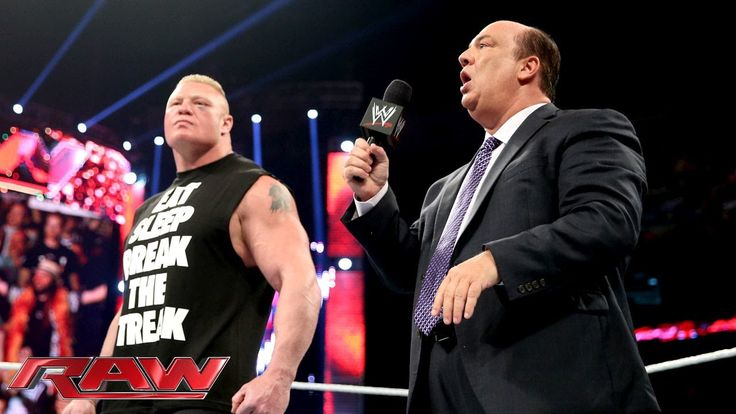 Share on Tumblr- Paul Heyman was booked for last night's WWE RAW in Memphis but obviously did not appear. Heyman was scheduled