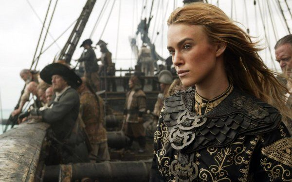 """Se hundió el barco de """"Piratas del Caribe"""""""