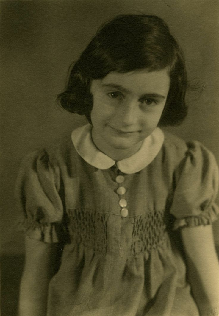 a history of anne frank Anne frank: a history for today is on view now at the oregon jewish museum  kelsey wallace/opb the diary of anne frank is one of the.