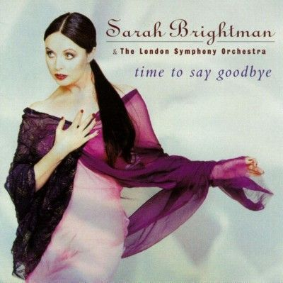 Sarah Brightman/London Symphony Orchestra - Time to Say Goodbye (CD)