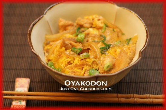 Oyakodon | Recipe