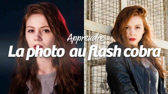 Apprendre la photo au flash cobra - Ateliers Photo au Flash