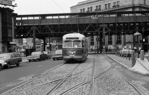 Kensington Philadelphia   Kensington and Allegheny, 1971. From Philadelphia Trolley Tracks .