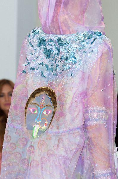 Manish Arora at Paris Spring 2015 (Details)