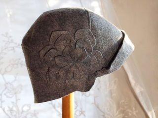 DIY: sew a cloche hat