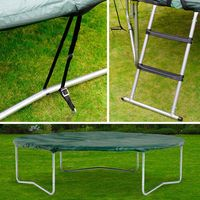 Plum 8ft Trampoline Kit: The Plum 8ft Trampoline Accessory Kit includes everything you need for your 8ft… #UKOnlineShopping #UKShopping