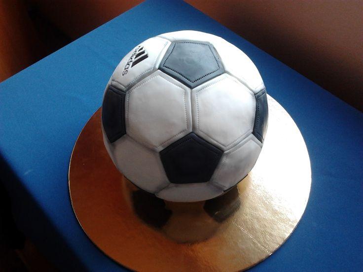 akokidli tortái és .......: Újabb focitorta-ezúttal fázisfotókkal
