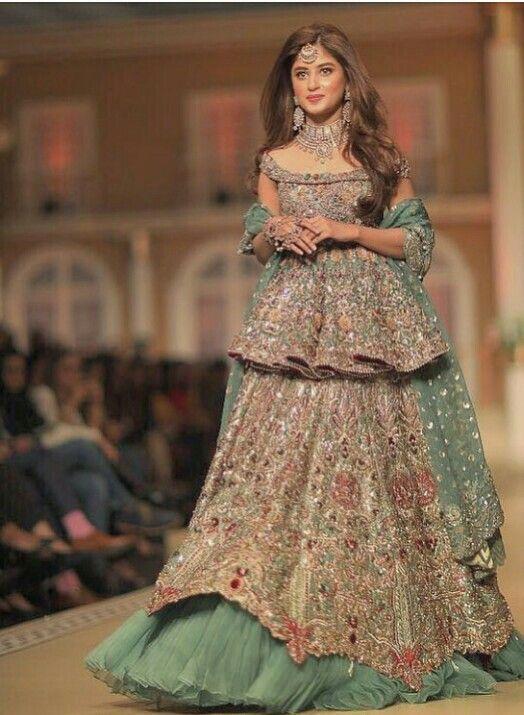 d7ace5fe84 Fashion Pakistan | Haute couture | Pakistani bridal dresses ...