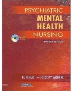 Name Psychiatric Mental Health Nursing Author Katherine M