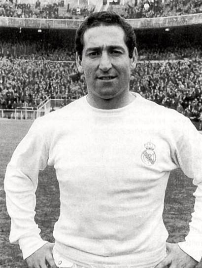 Paco Gento - Jugador de Racing de Santander y Real Madrid y de la selección…
