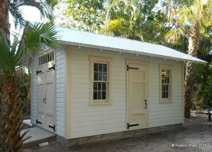 Historic Shed Custom By Fl