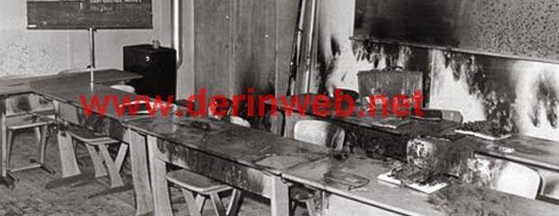 3 - Köln Okul Katliamı | 22 Yaralı , 11 Ölü           17 haziran 1964: Köln okul katliamı. B...
