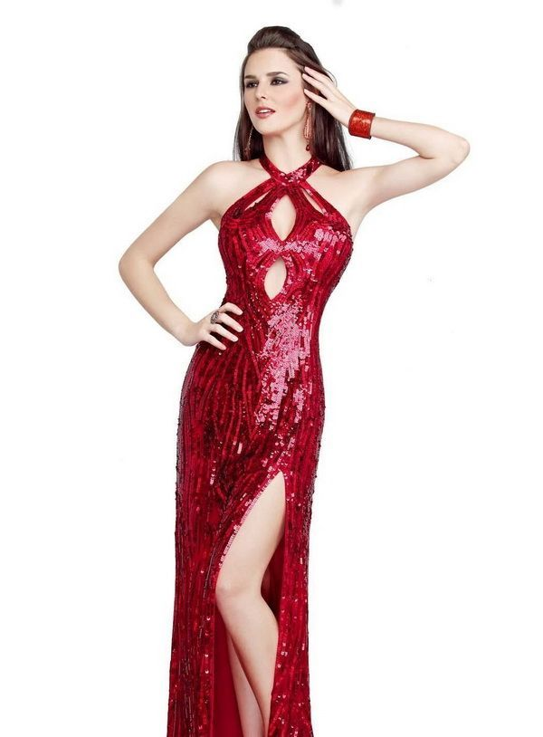 1000  images about Cool Christmas Party Dresses for Women on ...