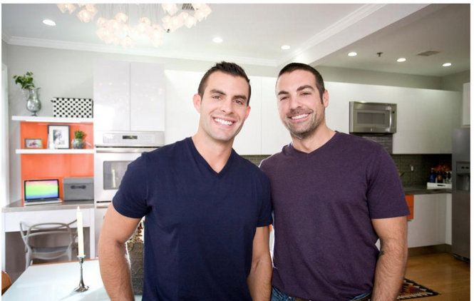 """HGTVJohn Colaneri and Anthony Carrino of HGTV's """"Kitchen Cousins"""" While most reality shows might work off outrageous personalities or seething arguments, Anthony Carrino and John Colaneri are hoping it's their work that speaks for them. """"We're pretty normal guys,"""" says..."""